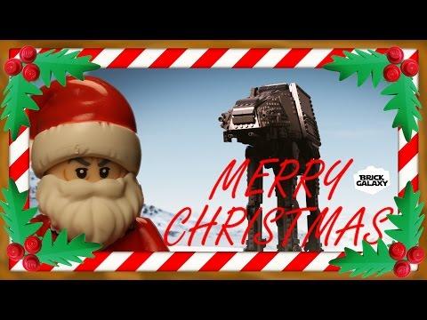 LEGO Star Wars Christmas: Santa vs The Empire