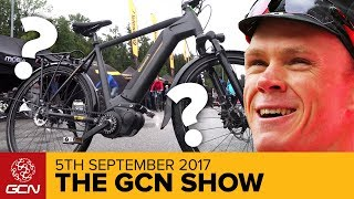 3 Reasons Why You Will Inevitably Ride An E-bike | The GCN Show Ep. 243