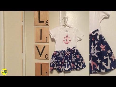 Sailor Onesie Dress