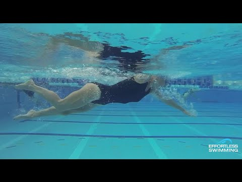 How To Stop Your Legs From Sinking In Freestyle