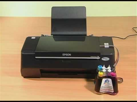 How to reset chip in CISS for EPSON