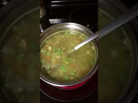 Chicken Noodle Soup on a Tuesday | Homemade Turkey Soup