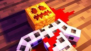 HALLOWEEN PARTY MURDER! | Minecraft Murder Mystery