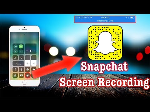 Snapchat Screen Recorder On iPhone - No Jailbreak!