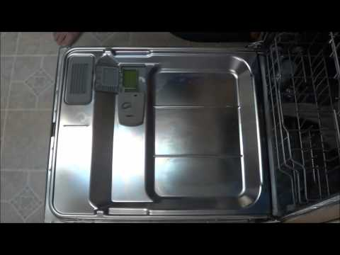 How to clean your automatic dishwasher