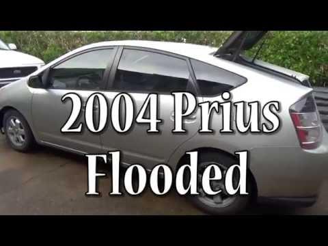 2004 Prius Flooded in Houston TX