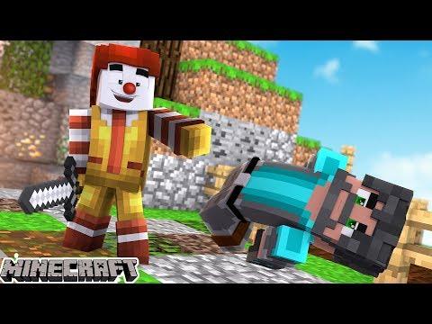 MY PARTNER IS A HACKER! | Minecraft: Bed Wars