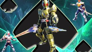 Kamen Rider: Climax Heroes Fourze OST: Climax Time! Blade