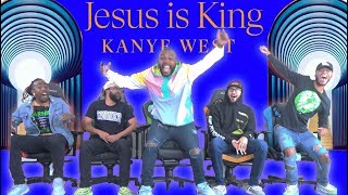 🙏🙌 Kanye West - Jesus is King (Full Album) First Listen/Reaction/Review