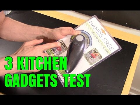 3 Kitchen Gadgets Put to the Test