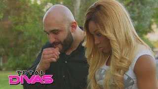 Cameron confronts her brother and his friends: Total Divas Preview Clip, Oct. 5, 2014