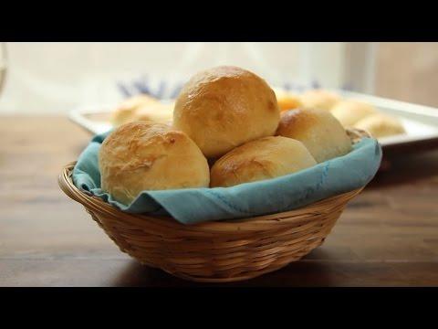 How to Make Cafeteria-Style Dinner Rolls | Bread Recipes | Allrecipes.com