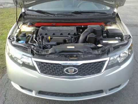 Home made strut bar front and rear Forte SX 2011
