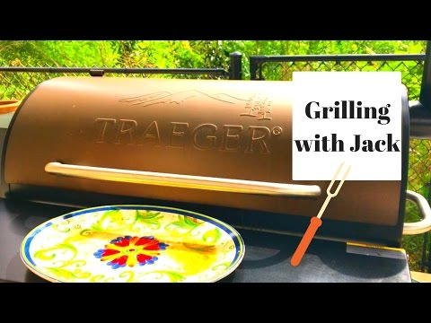 How To Grill Chicken Breasts Traeger, Pellet Grill Perfect!!