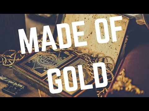 Corporate Magician Adam Wilber Making Gold.