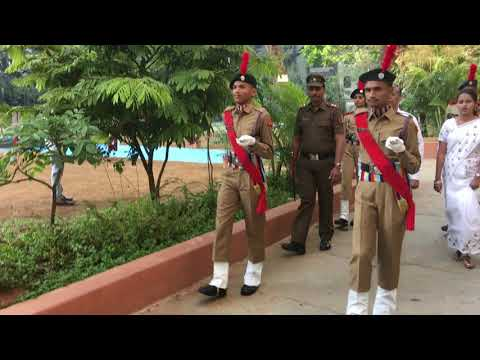 Sathaye College NCC 26 January 2018