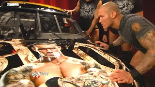 Legacy looks to cheer up Randy Orton