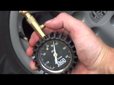 How Often Do You Check YOUR Tire Pressure?
