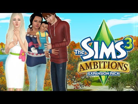 Let's Play the Sims 3 Ambitions! Part 16: Plantsim