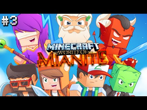 Minecraft Mianite: TRIALLLLLL (S2 Ep. 3)