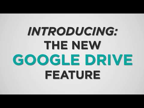 How to Use the Google Drive Feature on the Common App 2017-18