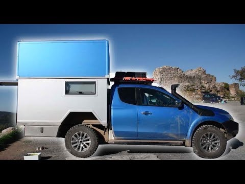 EXTREME OFF-ROAD & OFF-GRID VAN CONVERSION