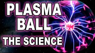 Download physics of the plasma ball Video