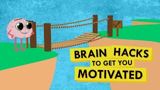 How to Not NEED as Much Motivation to do the Thing
