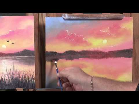 Preview | Oil Painting Basics: Painting Water Reflections with Wilson Bickford