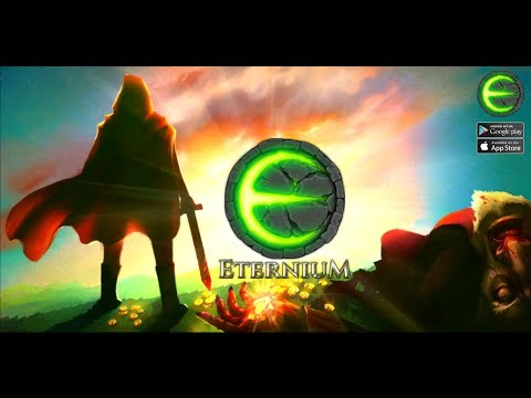 Eternium: Mage & Minions Gameplay Android / iOS