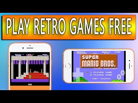 How To Play GameBoy/Retro Games On Android And iPhone! Play Old Classics On Your Device Today!