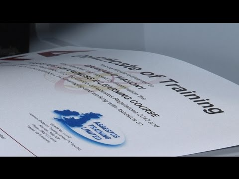 Asbestos Training Limited - The UK's Leading Asbestos Awareness Training Provider