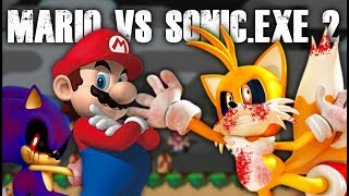 sonic.exe versus sonic