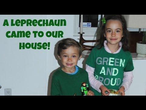 Leprechaun Kids' Video!