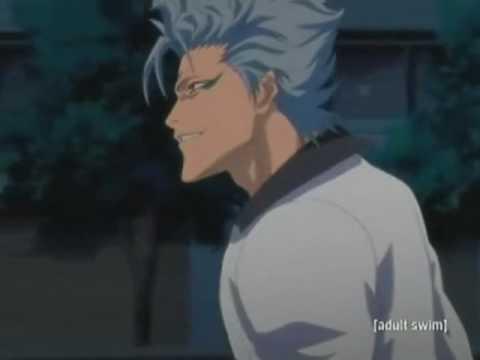 Grimmjow and Ichigo sing