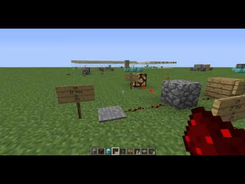 Minecraft - How to make a NOR gate