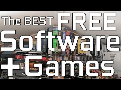 The BEST Free: OS's, Games, and Software.