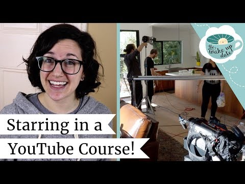 Starring in a Creator Academy Course!   Wake Up Date #39