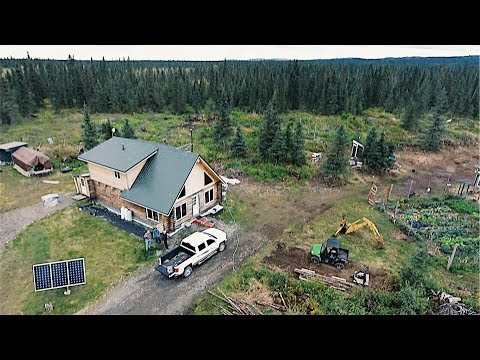 Into the Alaska Wilderness | The Off Grid Homestead
