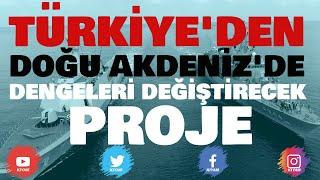 Doğu Akdeniz'de Fırkateyn Gücümüz ve Yeni Fırkateyn Projemiz
