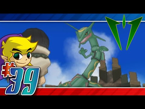 Let's Play Pokemon: Omega Ruby - Part 39 - RAYQUAZA