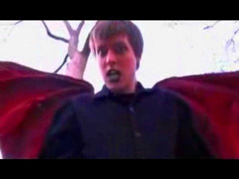 Demon Wings for Halloween Costume : BFX