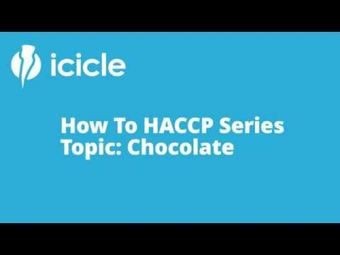 How to create a HACCP/HARPC Plan for a Chocolate Factory