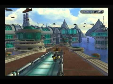 Rétro comentary   Ratchet & Clank un
