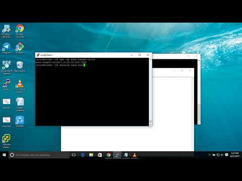 How to install and configure iscsi-target and initiator  in linux