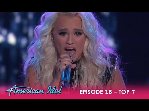 Gabby Barrett: Completely OWNS The Idol Stage With Prince Performance! | American Idol 2018