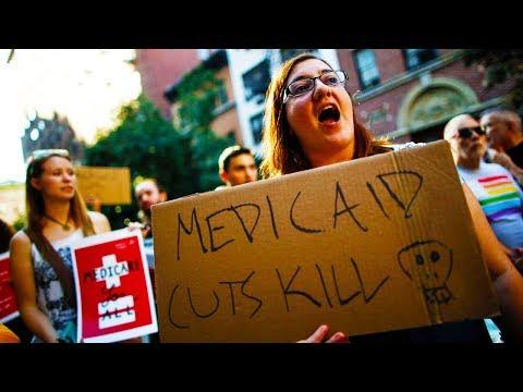 How Trump Is Breaking Medicaid