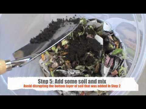 Create Your Own Compost Bin For Under $20