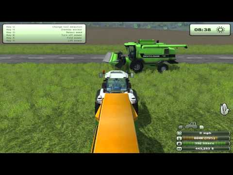 LP Farming Simulator 2013 #25 - Fixing worker not auto refilling seeds