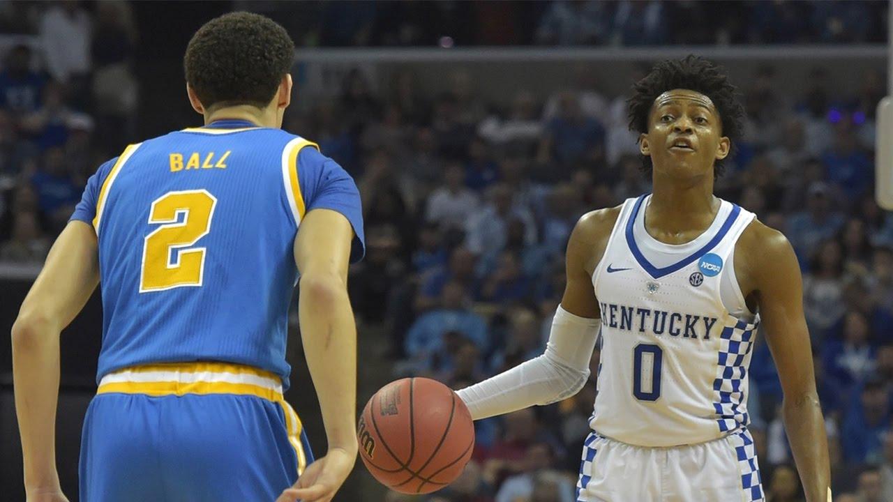 UCLA vs. Kentucky: 2017 Sweet 16 Extended Game Highlights